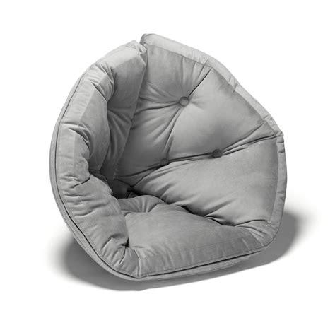 round futon jaxx cabbagetown round futon chair black jaxx
