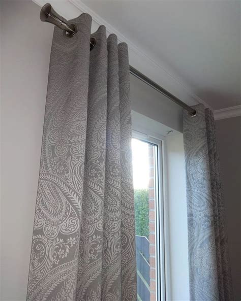 eyelet fabric curtains eyelet curtains in ashley wilde fabric from noctura
