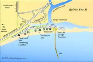 map of goleta california goleta