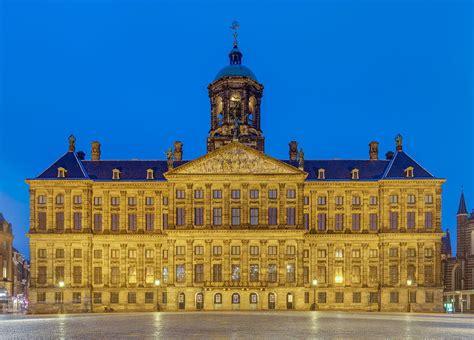 The King S Palace royal palace of amsterdam
