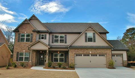mulberry springs featuring new homes in dacula