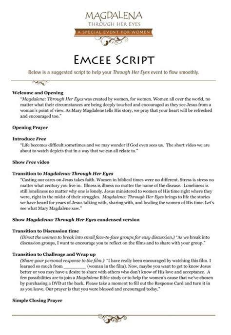 christmas party emcee script for school emcee script