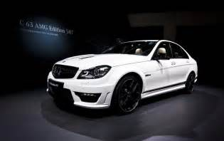 Mercedes C63 Amg Edition 507 C63 Edition 507 And Other S In Geneva Mbworld Org