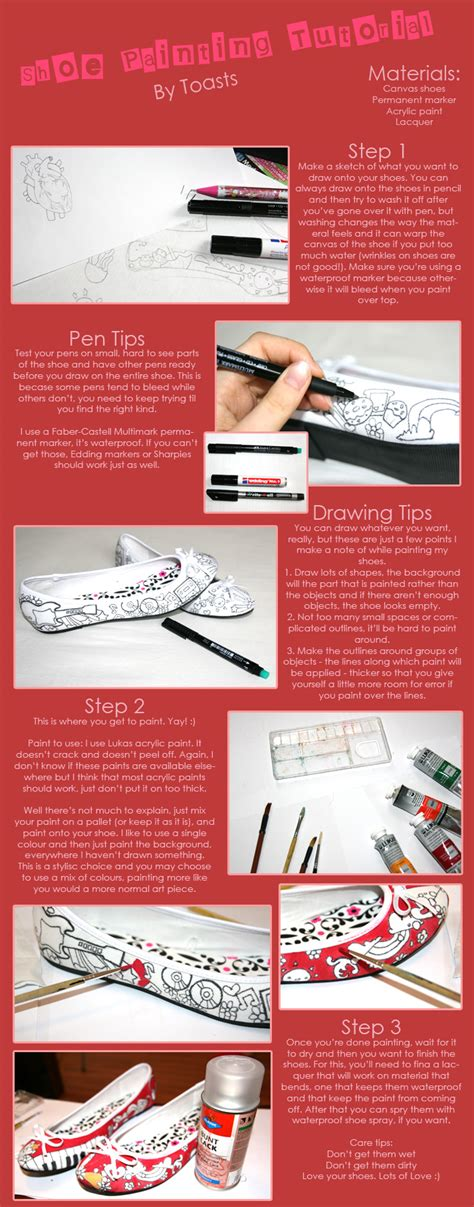 can you use acrylic paint on canvas shoes painting shoes tutorial by toasts on deviantart