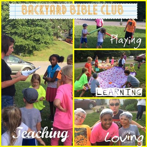 backyard bible club hannah conway 4 reasons to host a backyard bible club