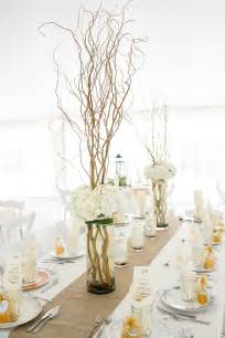 Cheap Tall Wedding Vases Manzanita Branch Centerpieces Photo By Kina Wicks