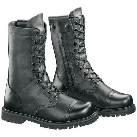 s bates 11 quot paratrooper side zip boots 164608