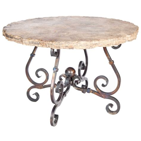 48 marble table french iron dining table with 48 in round marble top