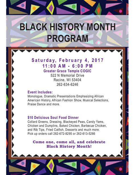 themes black history program black history program