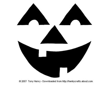 download easy free halloween pumpkin carving patterns