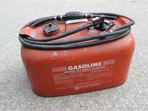 boat gas tank calculator buy original factory omc 6 gal outboard gas tank with