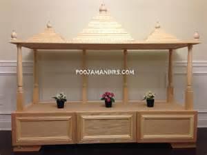 design for home custom pooja mandirs raleigh by custom pooja mandirs
