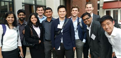 Sloan School E Mba by Mfin Class Of 2016 17 Mit Sloan School Of Management