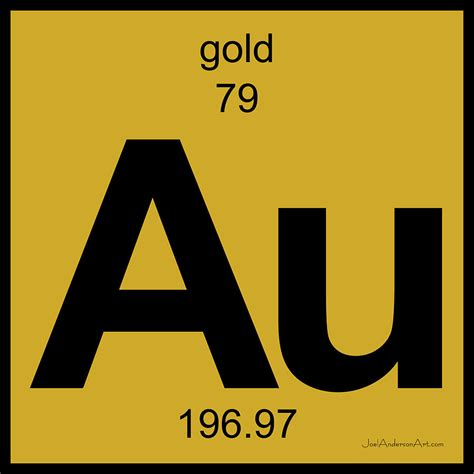 Au On The Periodic Table au periodic table images