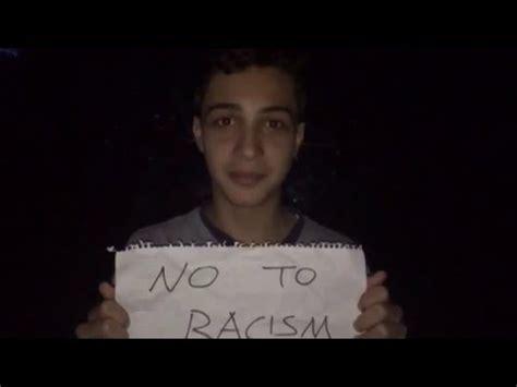 Syal Musik Not no to racism syal versiyon