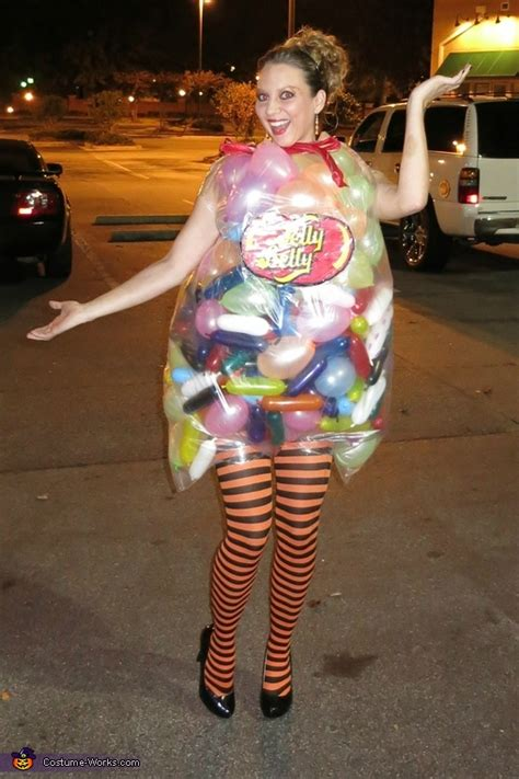 jelly belly jelly beans diy halloween costume