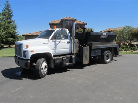 Mixer Gmc 1994 gmc topkick c7500 for sale used trucks on buysellsearch
