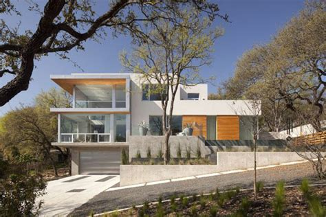 Modern Home Design Texas Beautiful Contemporary Homes Passive Solar House In
