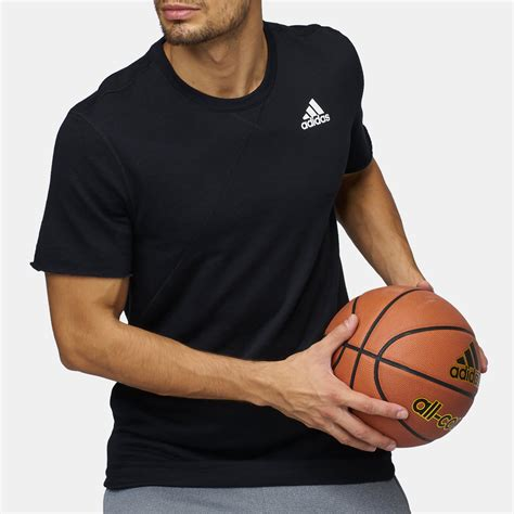 Adidas Cross Up Ss Hoo Adidas adidas cross up basketball t shirt t shirts tops