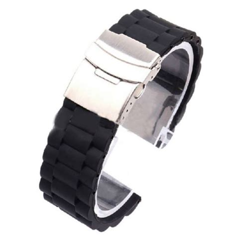 Buckle Jam Tangan Model 1 jam tangan butterfly 20mm model 1 black