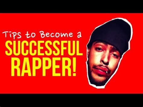 8 Tips On Being More Successful In by Tips To Become A Successful Rapper