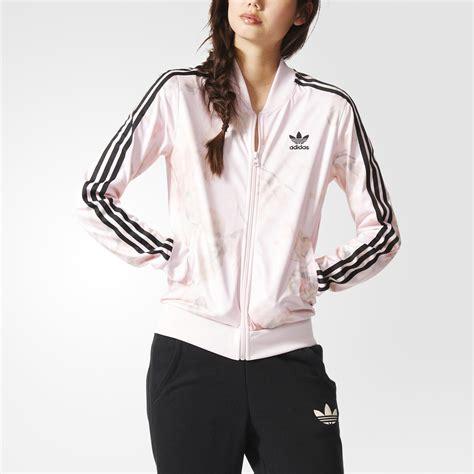 Jaket Adidas Firebirds Navy Pink adidas pastel track jacket multicolor adidas us