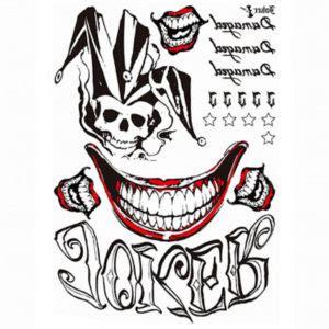 imagenes de joker tatuajes resultado de imagen de joker tatuajes harley joker