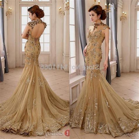 Wedding Dress Gold by Gold Wedding Dresses Naf Dresses