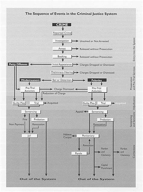 criminal flowchart 69 best images about school on
