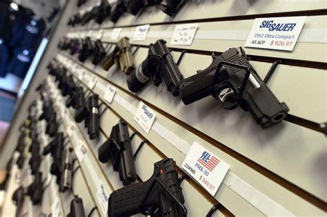 Fdle Gun Background Check Gun Sales Soar In Florida On Black Friday Orlando Sentinel