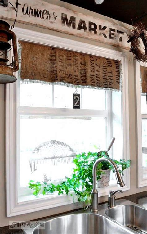 coffee bean sack curtains top 10 ideas how to turn junk into craft sacks facebook