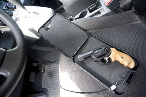 car seat gun safe question of the day where do you keep your gun in your