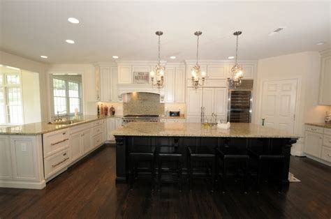 white kitchen black island white kitchen cabinets with island kitchen white