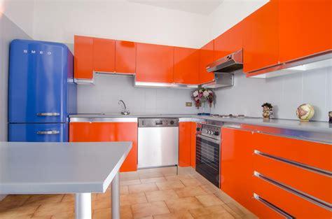 verniciare mobili cucina mobili della cucina laccati o in laminato formica