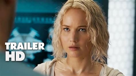 film terbaik jennifer lawrence passengers official film trailer 2016 jennifer