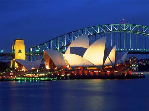 australia opera house sydney opera house australia wallpapers hd wallpapers