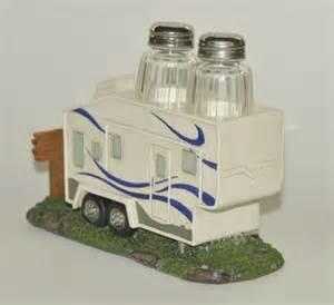 Camper Kitchen Accessories Salt Pepper Napkin Holder Set 5th Wheel Rv Camper 8 Inch