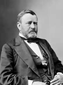 picture of ulysses s grant as president