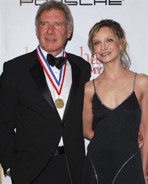 Harrison Ford And Calista Flockhart Are Engaged by Harrison Ford And Calista Flockhart Are Married Softpedia