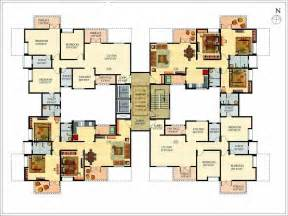Floor Plans For Large Homes large family house plans with multi modern feature