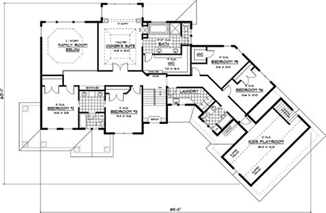 house and floor plans modeso craftsman home plan 091d 0468 house plans and more