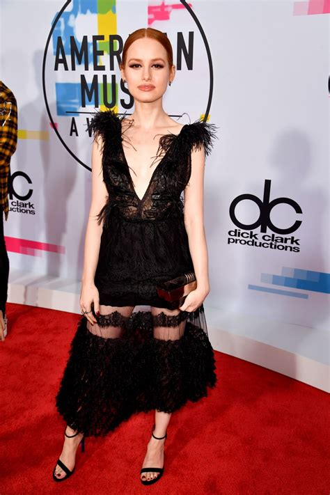 madelaine petsch washington state 22 gorgeous looks from the american music awards red