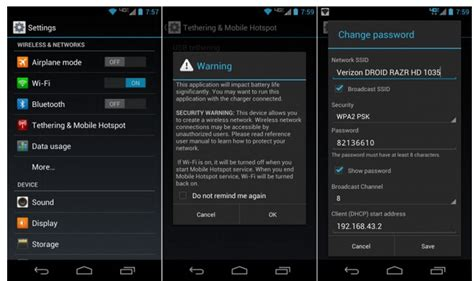 hotspot app for android how to use your android smartphone as a wi fi hotspot innov8tiv