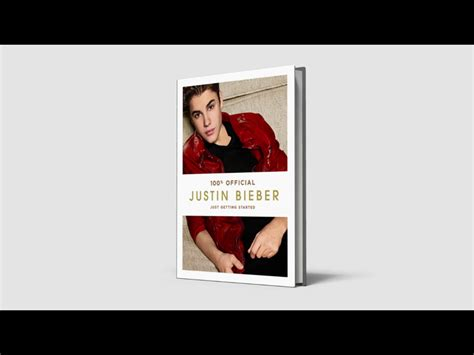 just getting started books justin bieber just getting started 100 official