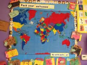 25 best geography bulletin board ideas on