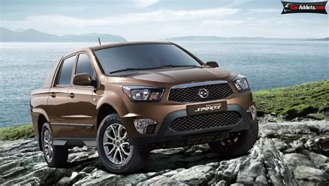 ssangyong korando sports 2014 ssangyong korando sports wallpaper video info