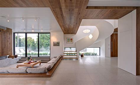 interior of modern homes modern and warm mansion interior inspiring serenity in