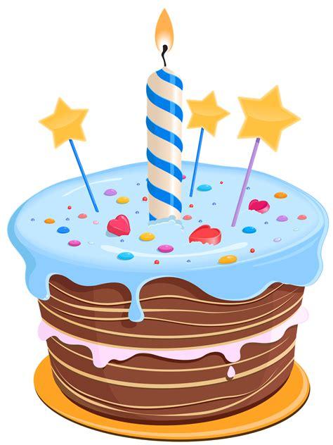 clipart compleanni torta di compleanno clipart