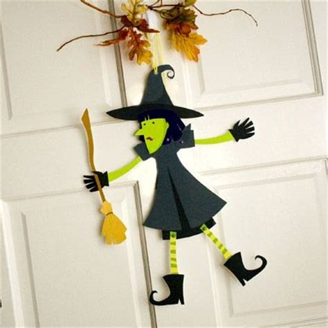 crafts halloween decorations and kid on pinterest