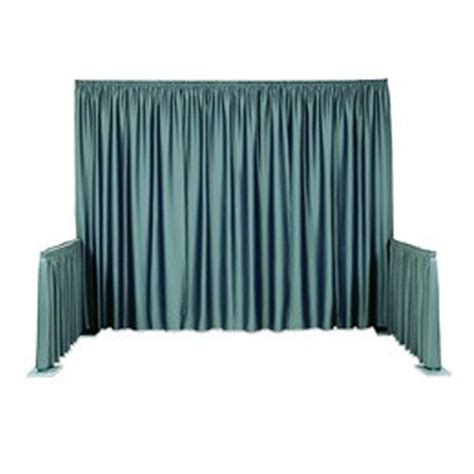 pipe drapes pipe and drape single exhibit booth